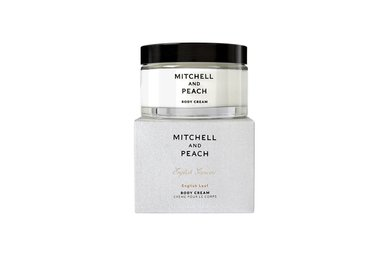 Mitchell and Peach, English Leaf Body Cream