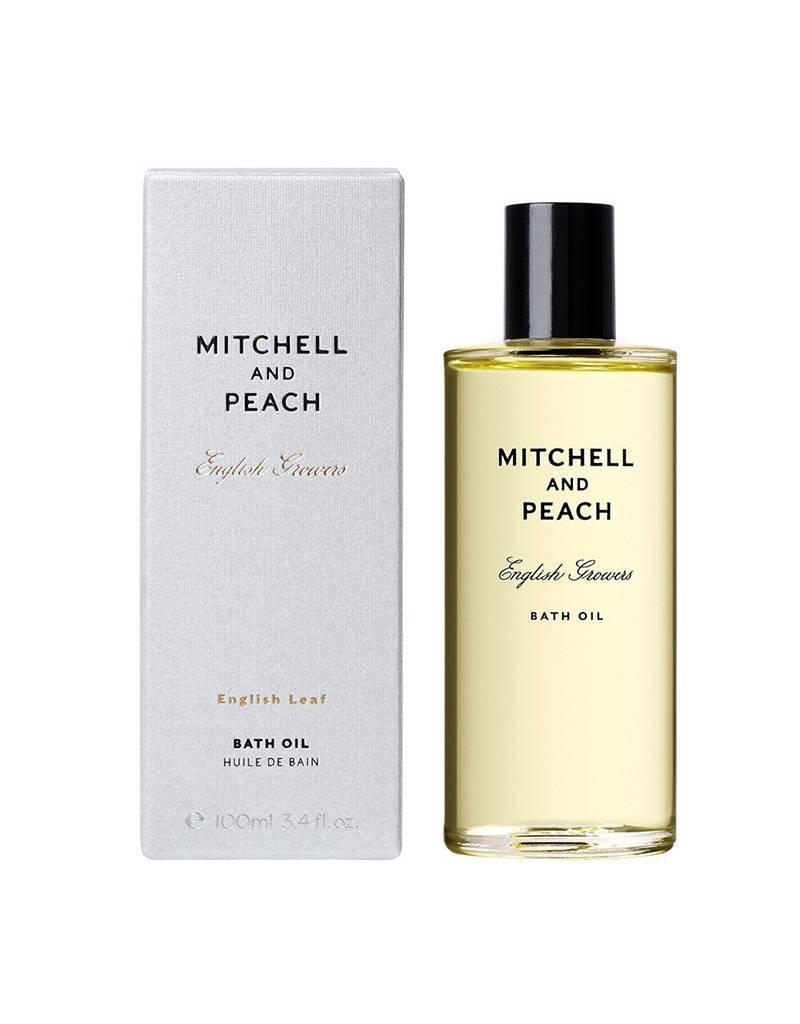 Mitchell and Peach Mitchell and Peach,English Leaf Bath Oil