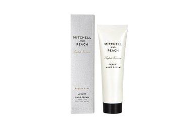 Mitchell and Peach,English Leaf Luxury Hand Cream