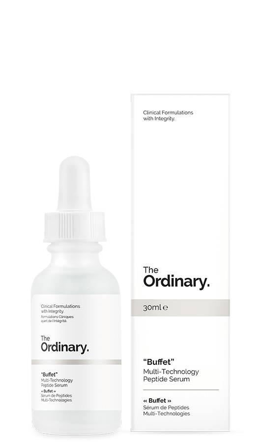 The Ordinary The Ordinary Buffet serum 30 ml