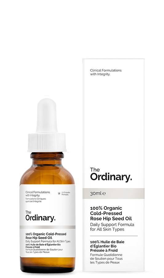 The Ordinary The Ordinary 100% Organic Cold Pressed Rose Hip Seed Oil 30ml