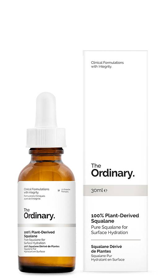 The Ordinary The Ordinary 100% Plant Derived Squalane 30ml