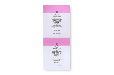 Youth lab Cleansing radiance mask