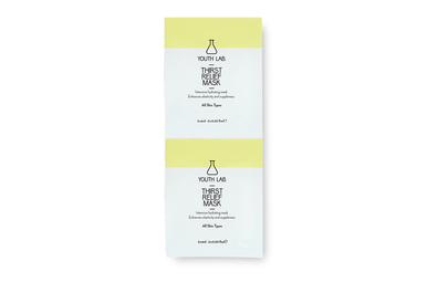 Youth lab Thirst relief mask 2x6ml