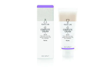 Youth lab CC complete cream SPF30 Combination_Oily Skin 50ml