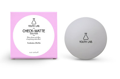 Youth lab Check-Matte solution combination_Oily skin 12ml