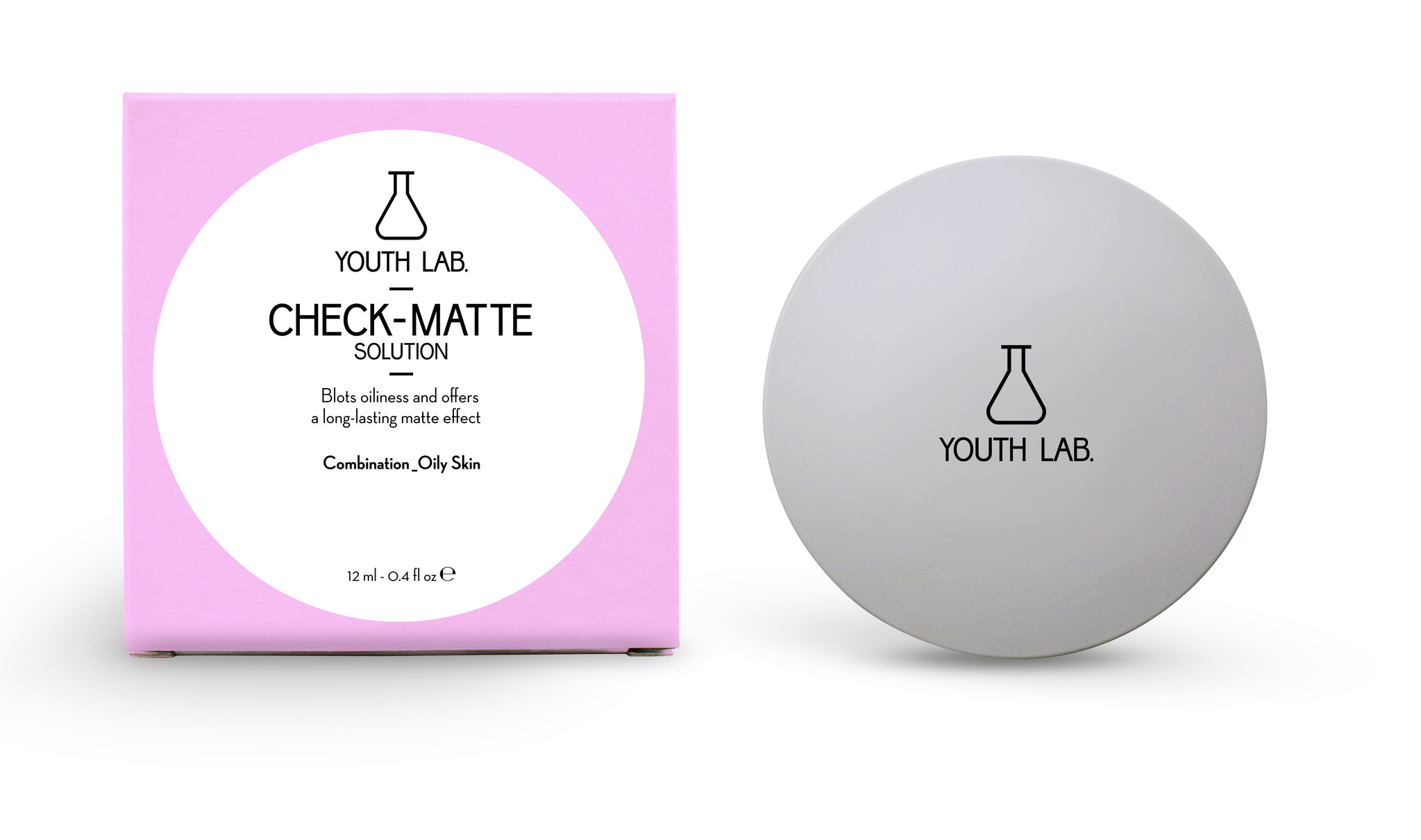 Youth Lab Youth lab Check-Matte solution combination_Oily skin 12ml