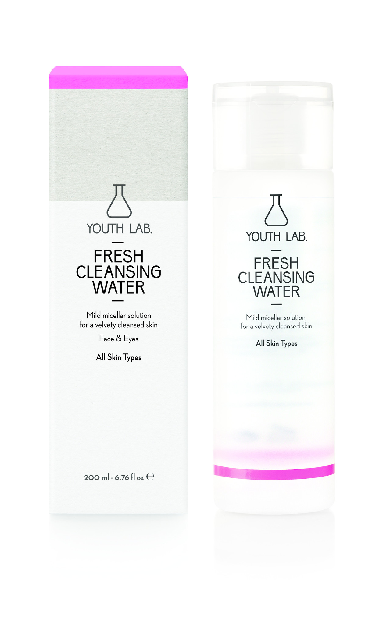 Youth Lab Youth lab Fresh cleansing water 200ml