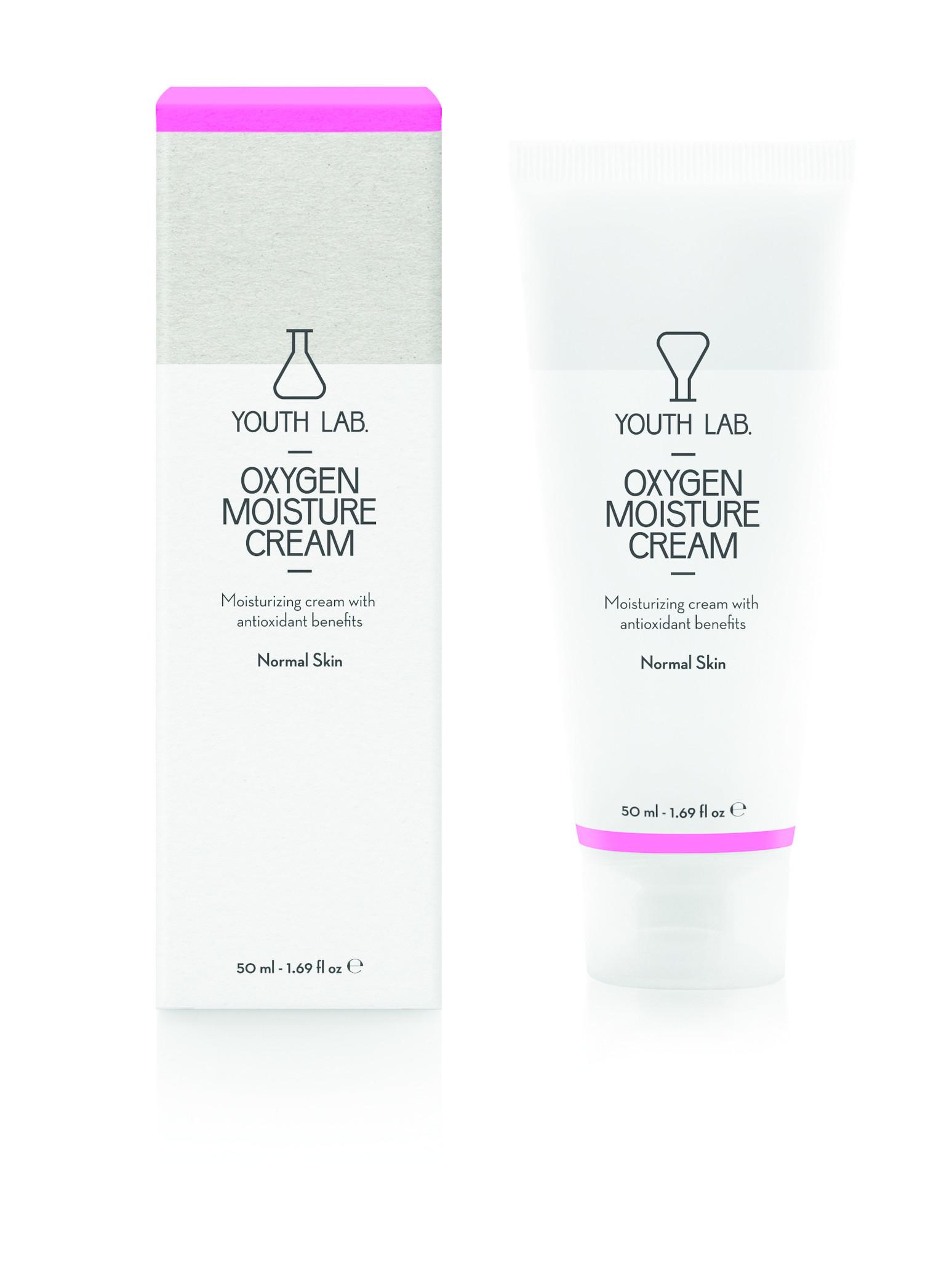 Youth Lab Youth lab Oxygen moisture cream 50ml