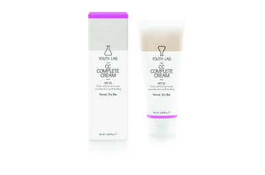 Youth lab CC complete cream normal_dry skin SPF30 50ml