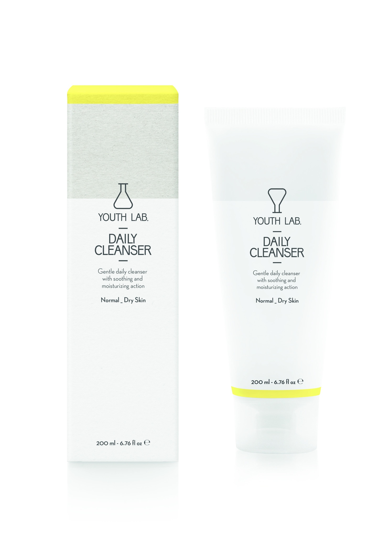 Youth Lab Youth lab Daily Cleansing normal_dry skin 200ml