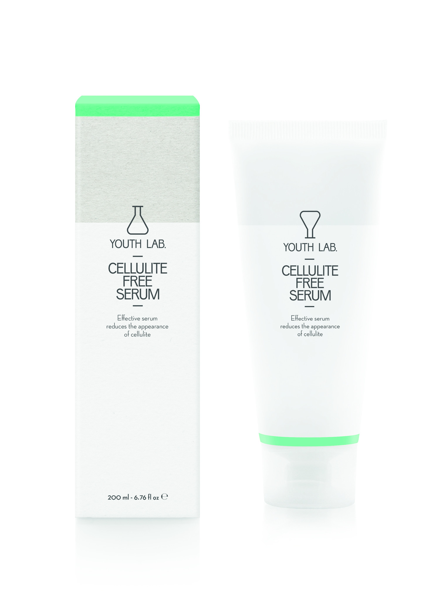 Youth Lab Youth lab Cellulite free serum 200ml