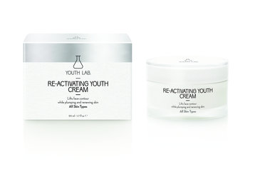 Youth lab Re activating youth cream All skin types