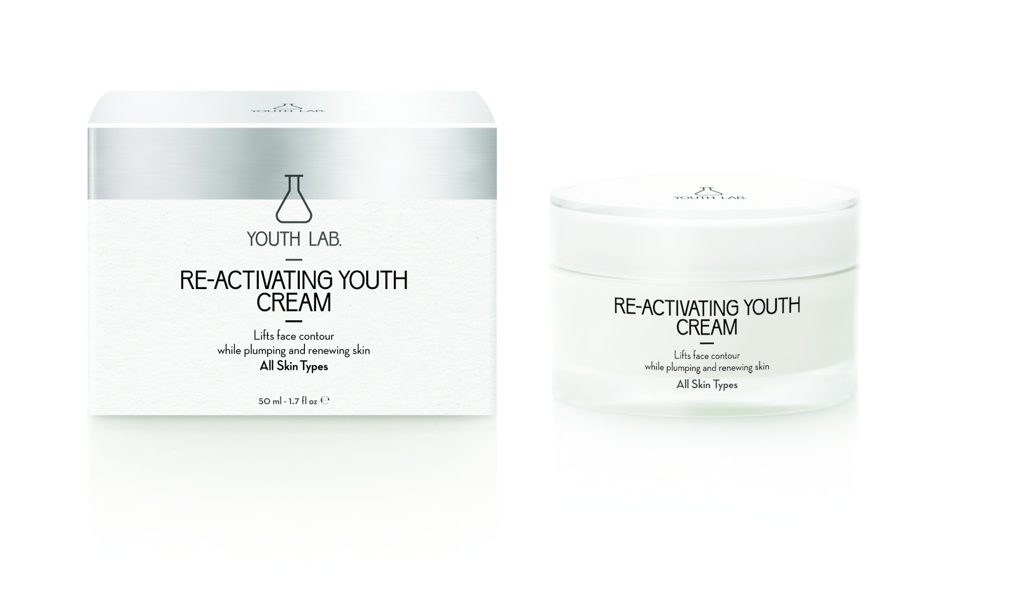 Youth Lab Youth lab Re activating youth cream All skin types