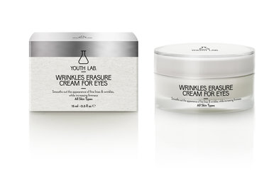 Youth lab Wrinkles erasure cream for eyes 15ml