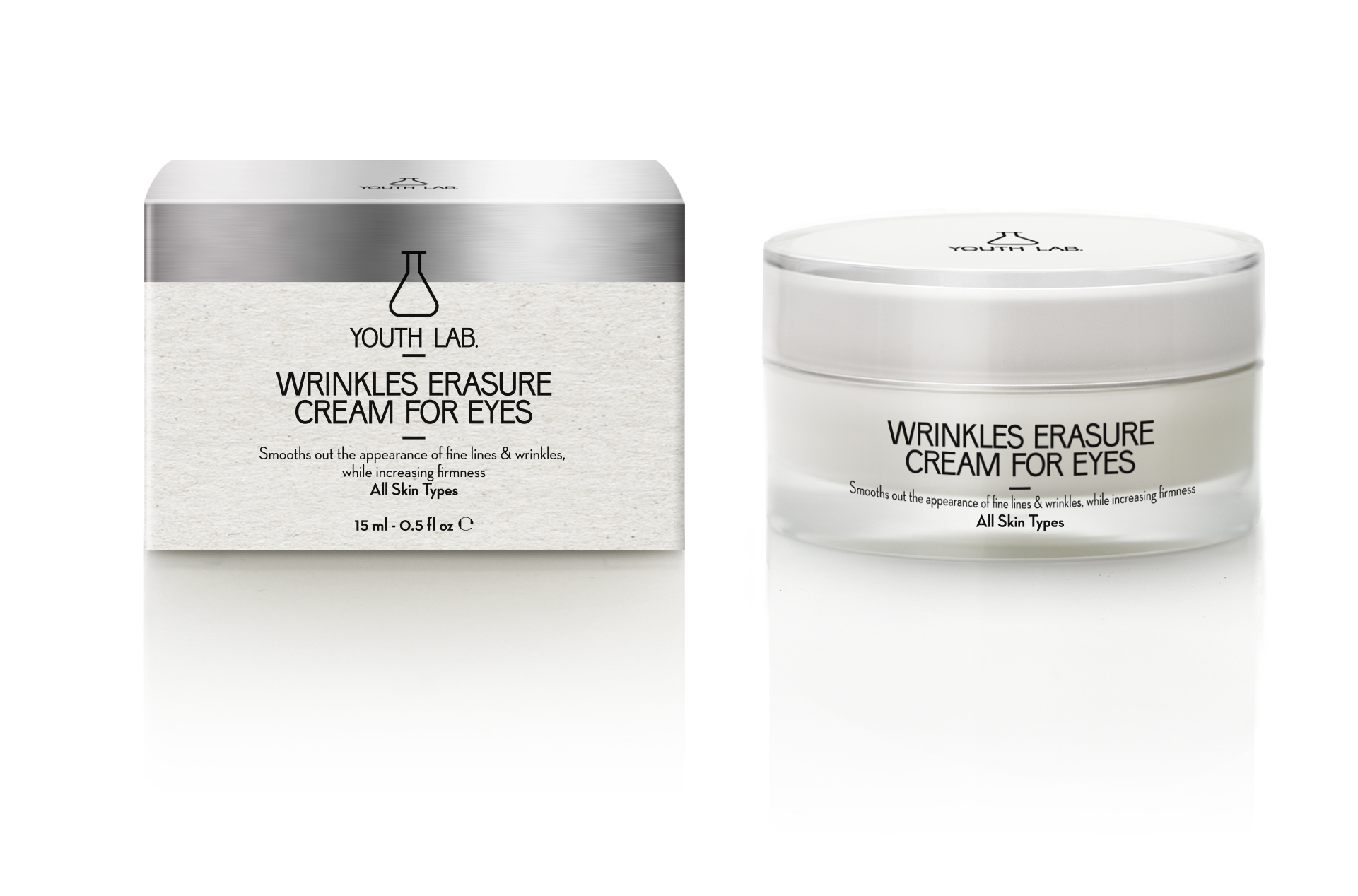 Youth Lab Youth lab Wrinkles erasure cream for eyes 15ml