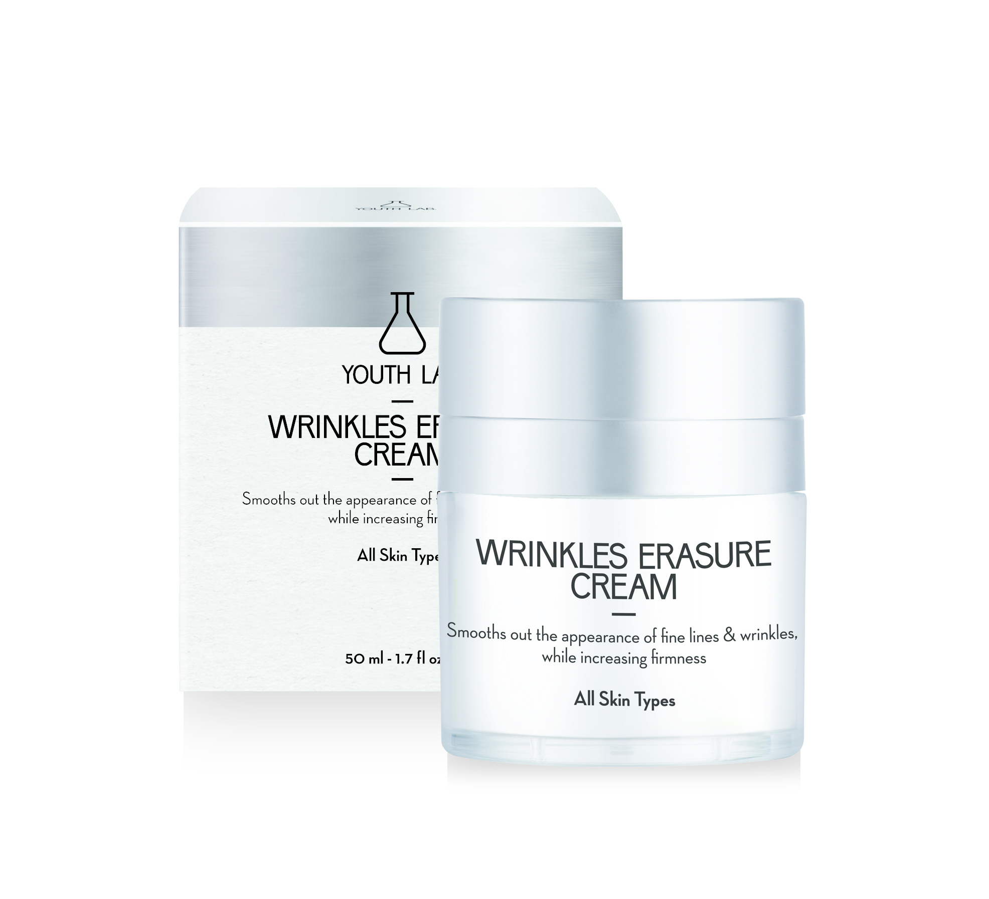 Youth Lab Youth lab Wrinkles erasure cream All skin types 50ml