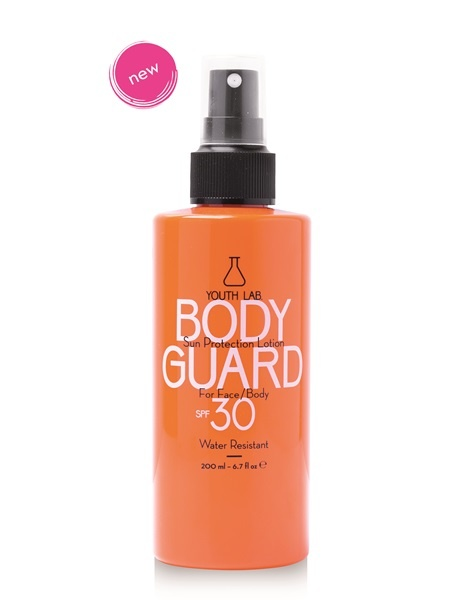 Youth Lab Youth lab Body guard spf 30 Water resistant