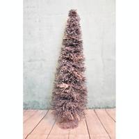 Glitter kerstboom groot