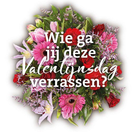 Valentijnsdagactie