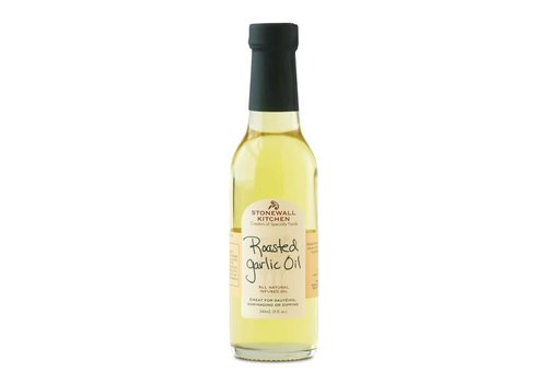 Stonewall Kitchen Olijfolie met geroosterde knoflook 240ml - Roasted Garlic Oil