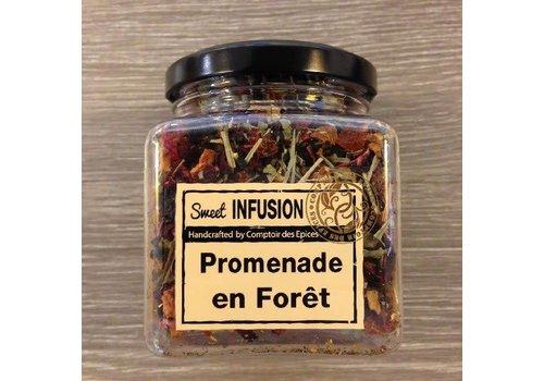 """Le Comptoir des épices Tisane """"Promenade en forêt"""""""