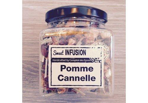 Le Comptoir des épices Tisane Pomme Cannelle