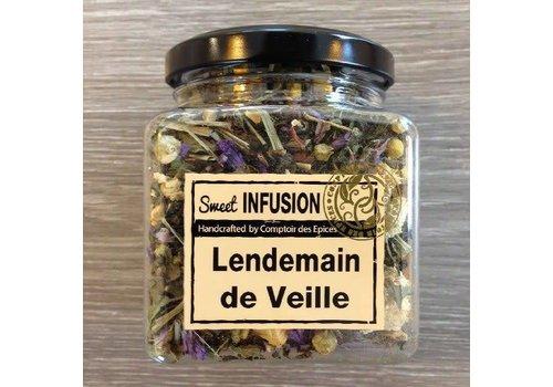 Le Comptoir des épices Tisane 'Lendemain de veille'