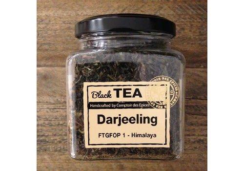 Le Comptoir des épices Thé Noir Darjeeling