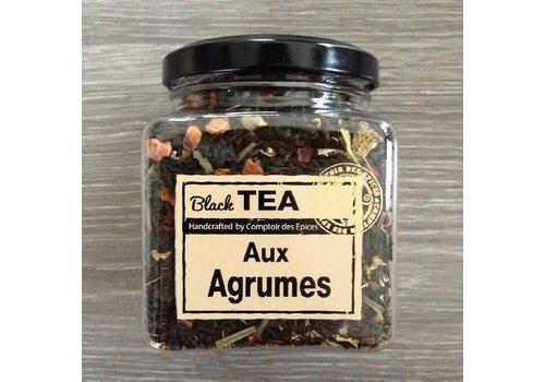 Le Comptoir des épices Thé noir aux agrumes