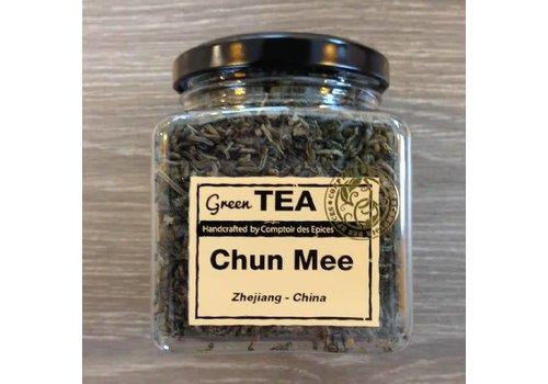 Le Comptoir des épices Thé vert Chun Mee