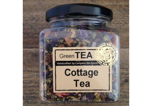 Le Comptoir des épices Groene thee - Cottage Tea