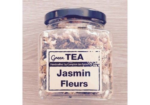 Le Comptoir des épices Groene thee met Jasmijn