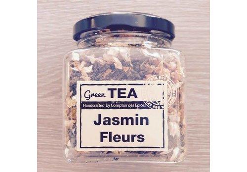 Le Comptoir des épices Thé vert au jasmin