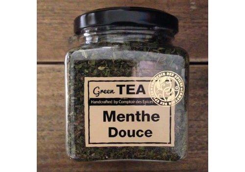 Le Comptoir des épices Groene thee met munt