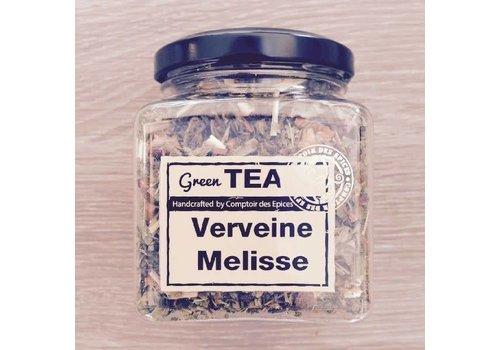 Le Comptoir des épices Groene thee met verbena, citroenmelisse en venkel