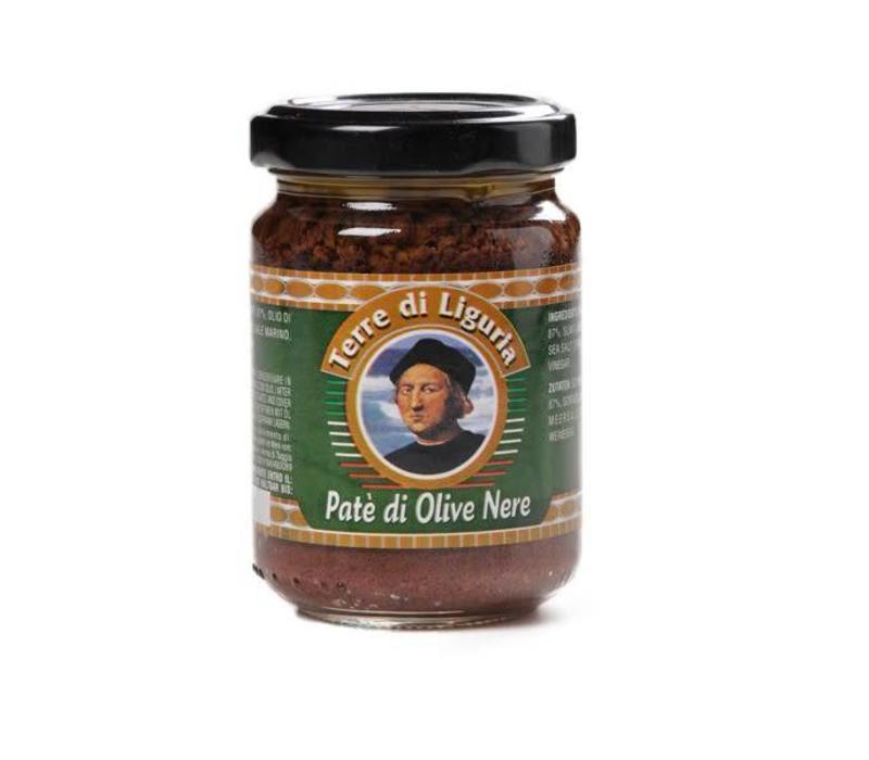 Tapenade aux olives noires