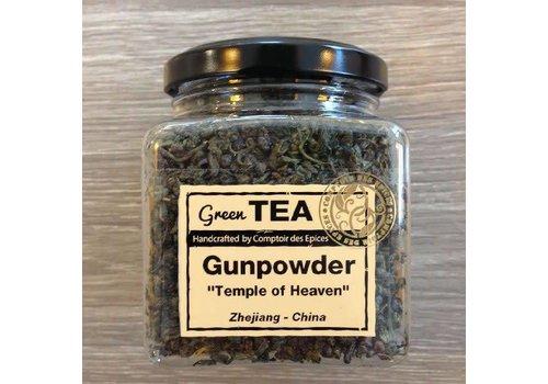 Le Comptoir des épices Thé vert Gunpowder 'Temple of Heaven'