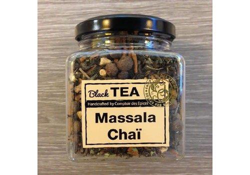 Le Comptoir des épices Thé Noir Massala Chai