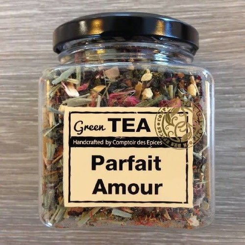 Groene thee Parfait Amour
