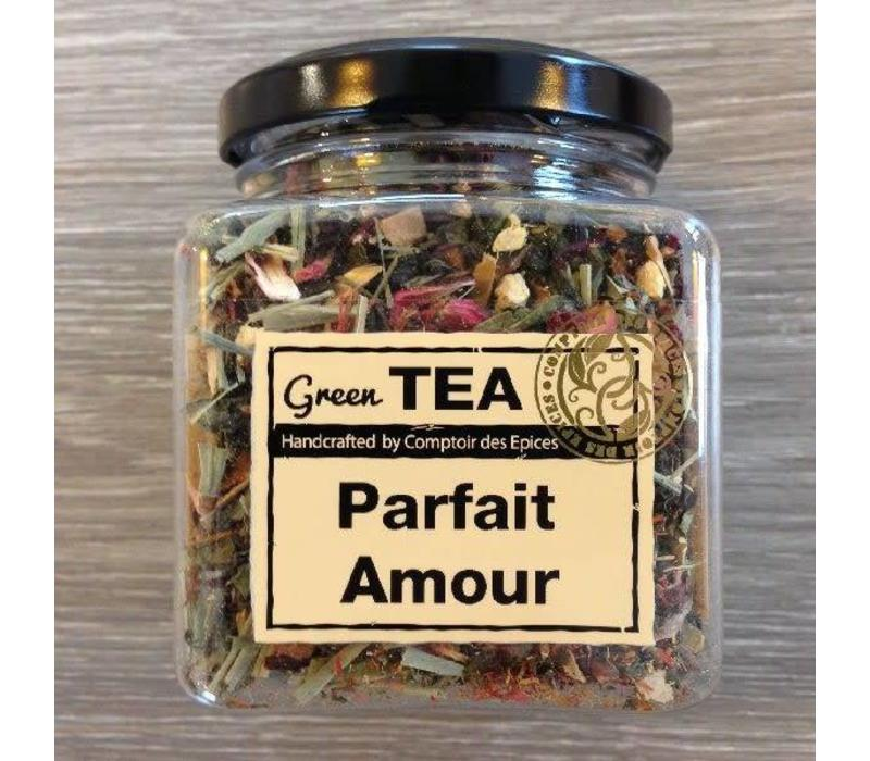 Groene thee Parfait Amour