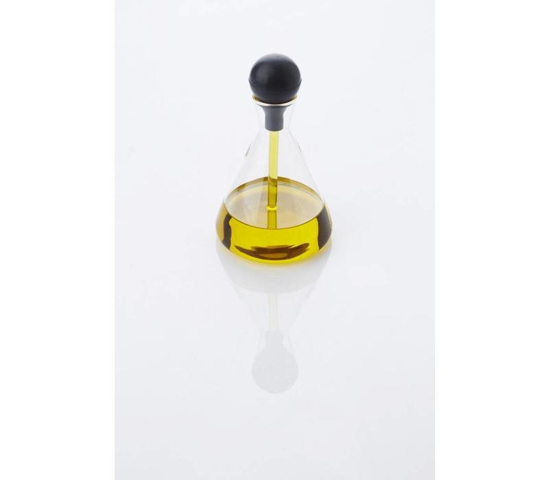 Olieflesje met pipet