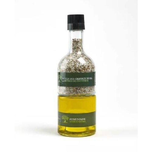 Zout & provençaalse kruiden Bovenstel
