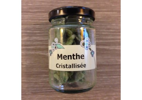 Le Comptoir des épices Muntblad gekristalliseerd