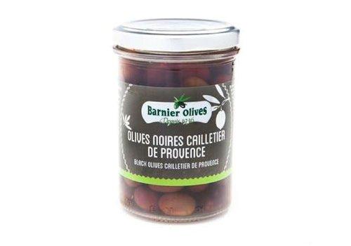 Barnier Olives Olives Noires Cailletier de Provence