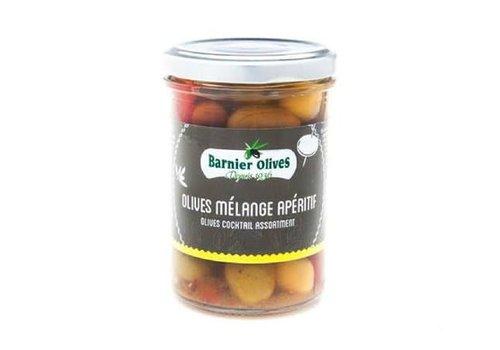 Barnier Olives Olives Mélange Apéritif