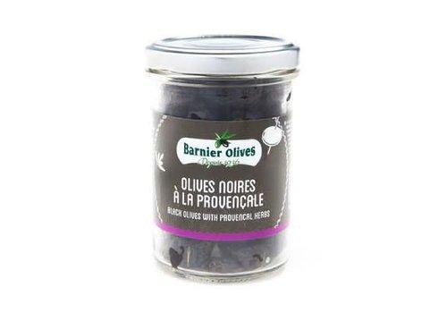Barnier Olives Olives noires provençales