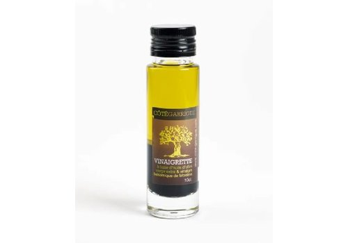 Côté Garrigue Vinaigrette Huile d'olive et vinaigre balsamique 10cl