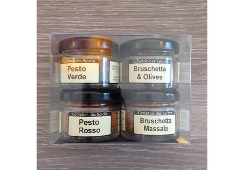 Le Comptoir des épices Gift Set Italian Collection