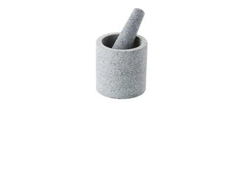 Mortier en granite